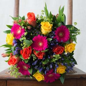 24% off all bouquets for 24 hours only with voucher code @ Appleyard