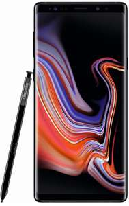 Samsung Galaxy Note 9 Dual SIM 128GB Refurbished Smartphone in Black Good Condition - £169.99 With Code Stack + £20 Auto Applies @ 4gadgets