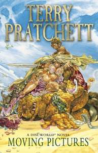 Sourcery/Moving Pictures/The Amazing Maurice and his Educated Rodents £1.99 each - Discworld series, Terry Pratchett Kindle eBooks @ Amazon