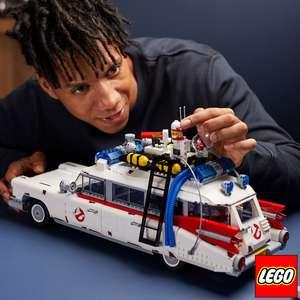 LEGO Art And Creator Expert Ghostbuster ECTO-1 - Model 10274 - £122.89 @ Costco