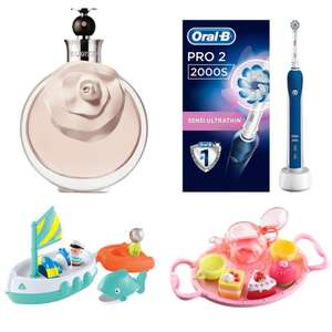 Boots Online Summer Sale - Up To Half Price Sale Items including Perfume, Beauty, Skincare, Toys + Free click & collect on £15 @ Boots