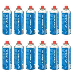Campingaz CP250 Gas Cartridge 12 pack - £12.95 / 24 pack - £23.95 (£3.95 delivery UK Mainland) @ Wow Camping