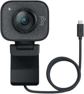 Logitech streamcam full 1080p 60fps webcam £99.99 from Amazon