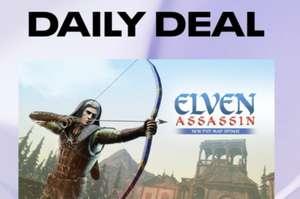 Oculus Quest VR Daily Deal - Elven Assassin £7.99 @ Oculus