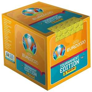 Euro 2020 Panini Stickers 50 packs - £27.86 @ Amazon
