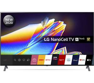 "LG 55NANO956NA 55"" Smart 8K Ultra HD HDR LED TV with Google Assistant & Amazon Alexa Free 5 Year Guarantee - £679 @ Currys PC World"