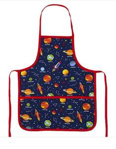 Kids space/unicorn apron £1.50 @ Dunelm - Free click and collect