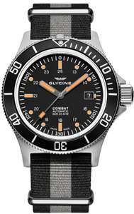 Glycine Combat Sub GL0083 Watch - £537 delivered @ C.W. Sellors - Jura Watches