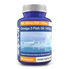ZipVit Fish Oil 360 capsules (300mg combined EPA/DHA) - £9.89 / £10.89 delivered using code @ Zipvit
