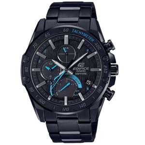 Casio Edifice EQB-1000XDC-1AER Slim Bluetooth Solar Black Men's Watch - £199 delivered @ WatchNation