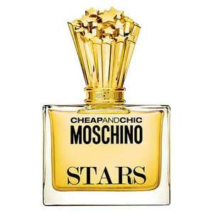 Moschino Cheap & Chic Stars Eau de Parfum 50ml for her - £12.99 Delivered @ The Perfume Shop
