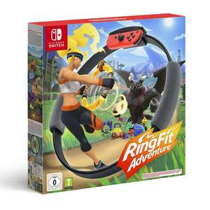 Ring Fit Adventure (Nintendo Switch) - £47.20 delivered @ Amazon