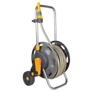 Hozelock 2435 60m Assembled Hose Cart & 50 Metres of 12.5mm Hose £62.29 at My Tool Shed