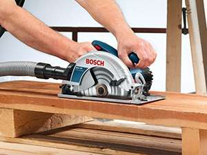 Bosch Professional 601623070 Hand Held Circular Saw GKS 190, £84 at Amazon
