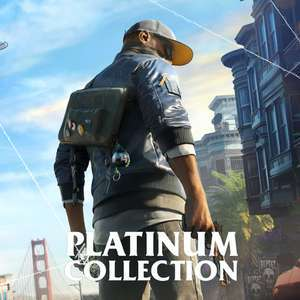 July Platinum Collection @ Fanatical - 3 Games for £8.70 from Splinter Cell Blacklist Deluxe, The Surge 2, Watch Dogs 2, PES 2021, + MORE