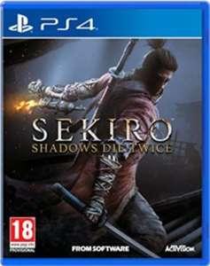 Sekiro Shadows Die Twice (PS4) £29.85 Base