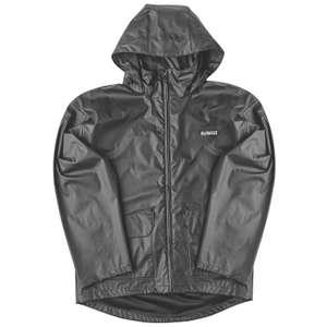 DeWalt Black Waterproof jacket (sizes: M, L, XL) - £15 @ B&Q - Click and collect