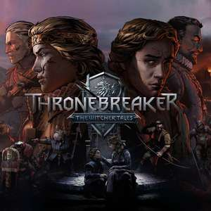 Thronebreaker: The Witcher Tales (PS4) - £3.99 @ Playstation PSN