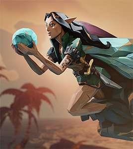 Sea of Thieves - Elemental Power Figurehead Pack @ Amazon Prime Gaming