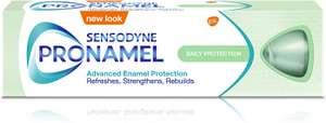 Sensodyne Toothpaste Pronamel Gentle Whitening / Daily Protection 75ml only £2 Amazon Prime (+£4.49 Non Prime)