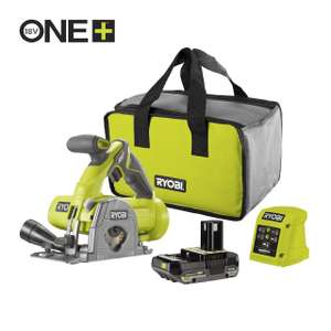 Ryobi 18V Multi Material Saw, 2.0Ah battery, charger and carrying case £129.99 Ryobi