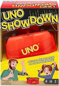 Uno Showdown £9.50 (Prime) + £4.49 (non Prime) at Amazon