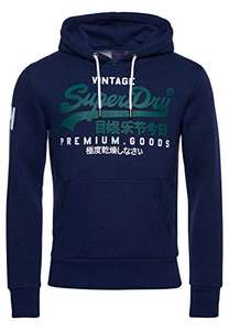 Superdry Men's Vl Ns Hooded Sweatshirt various sizes from £25.50 @ Amazon