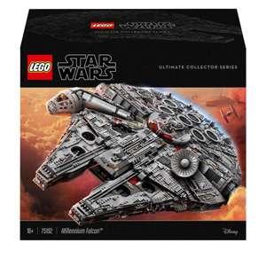 LEGO Star Wars Millennium Falcon Collector Series Set (75192) - £554.48 delivered @ Zavvi