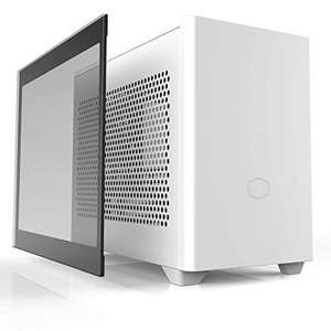Cooler Master MasterBox NR200P Mini ITX Computer White Case - Tempered Glass £77.32 (UK mainland) sold by Amazon EU at Amazon