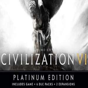 Sid Meier's Civilization VI : Platinum Edition £11.60 Steam Store