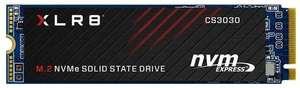 500GB PNY XLR8 CS3030 M.2 NVMe Internal SSD up to 3500MBs Read, £48.37 at Amazon France (UK Mainland)