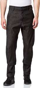 G Star Raw Mens relaxed tapered jeans - £25.78 @ Amazon (Limited sizes)