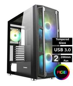 Ryzen 5 3600 + RTX 3080 Gaming System 1TB NVME B550 16GB - £1650.00 delivered @ Palicomp