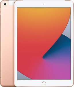 Apple iPad 2020 (10.2-inch, Wi-Fi + Cellular, 128GB) - Gold (8th Generation) - £429.97 @ Amazon