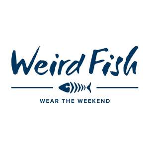 Wierd Fish clothing - 30% off everything plus an extra 10% off with code - Free delivery over £30