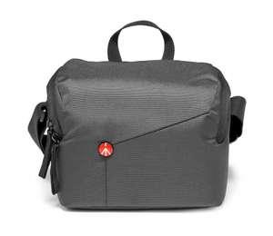 Manfrotto NX Camera Shoulder Bag V2 for CSC and two Lenses Grey, £10.99 delivered at Scan