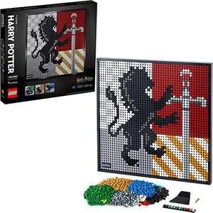 LEGO Art 31201 Harry Potter Hogwarts Crest - £68.60 (two for £133.68) delivered @ Amazon Germany