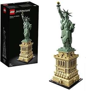 Lego Architecture 21042 Statue of Liberty £62.36 (UK mainland) Amazon Germany