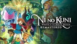 [Steam] Ni No Kuni Wrath Of The White (PC) - £8.09 / Revenant Kingdom - £6.07 / Prince's Edition Inc Season Pass - £8.13 @ Gamersgate