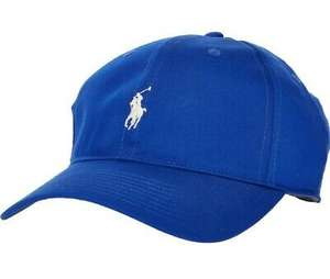 POLO GOLF RALPH LAUREN Royal Blue Logo Cap £10 TK Maxx (+ delivery £3.99 / Click and Collect £1.99)