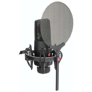 sE Electronics X1S Condenser Microphone with sE isolation pack shockmount and pop shield - £113 @ Anderton's