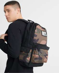 SUPERDRY Block Edition Montana Backpack £17.50 @ Superdry