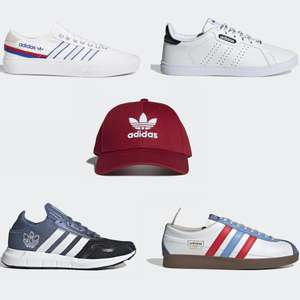 adidas up to 50% Off Summer Sale + Extra 20% Off Sale using code + Free delivery @ adidas