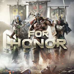 For Honor [PS4 / PS5] £3.74 @ PlayStation PSN Store