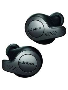 Jabra Elite 65t True Wireless Bluetooth In-Ear Headphones with Mic/Remote, Black - £39.99 with Free Click & Collect @ John Lewis & Partners