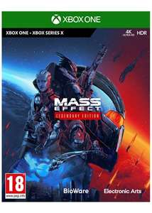 Mass Effect Legendary Edition (Xbox Series X/One) £39.85 Delivered @ Base