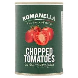 Romanella Tomatoes peeled/chopped - 15p instore @ Asda Sutton