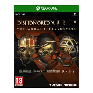 [Xbox One] Dishonored & Prey - The Arkane Collection - £10.95 delivered @ The Game Collection