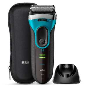 Braun Series 3 Proskin Shaver (with charging stand and case) 3080s £52 at Braun