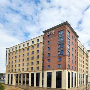 Jurys Inn Newcastle City Centre - Rooms £29.07 August / July £31.76 with app code (refundable) - up to 2 adults and 1 child @ eBookers